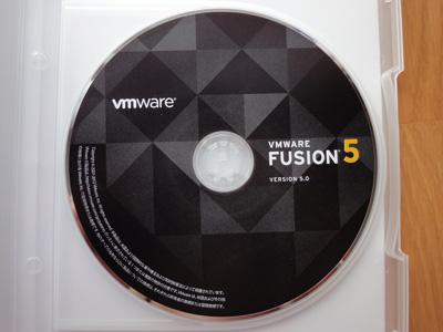 VMware Fusion CD
